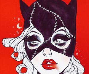 catwoman, selina kyle, and dc comics image