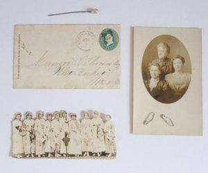 black, detail, and envelope image