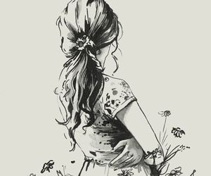 dibujo and white image