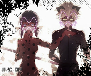 ladybug, otp, and so cute image
