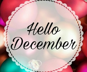 christmas, happy new year, and hello december image