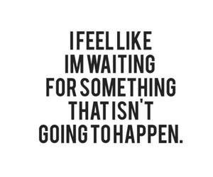 quotes, waiting, and text image