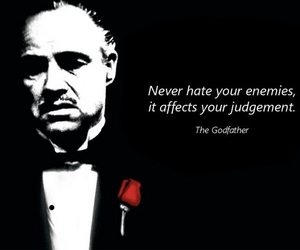 The Godfather, enemies, and judgement image