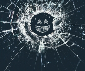 serie, tumblr, and black mirror image