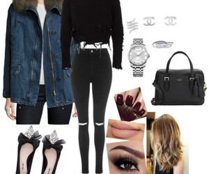 casual, Yves Saint Laurent, and clothing image