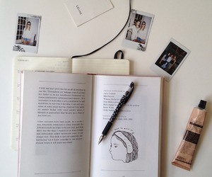 book, tumblr, and indie image