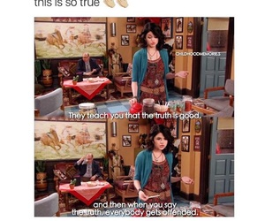 funny, tv, and wizards of waverly place image