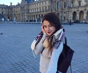 beautiful, fashion, and paris image