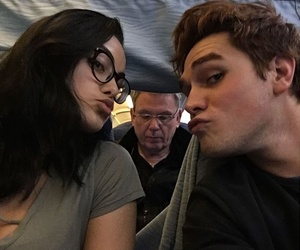 riverdale, camila mendes, and kj apa image