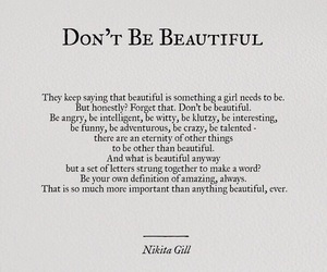 quotes and beauty image