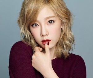 taeyeon, girls generation, and snsd image