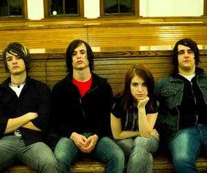 band, paramore, and hayley williams image