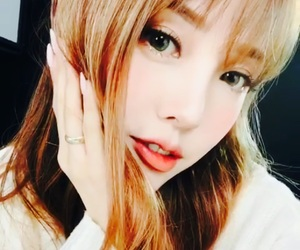 asian, celebrity, and girl image