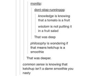 awesome, deep, and fries image