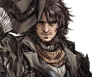 fanart, ardyn, and game image