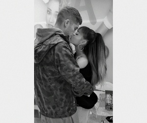kiss, zariana, and relationship goals image