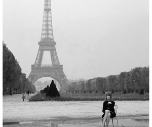 paris, francoise hardy, and girl image