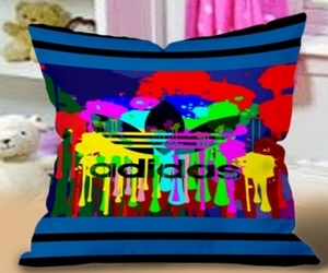 christmas, gift, and pillow case image