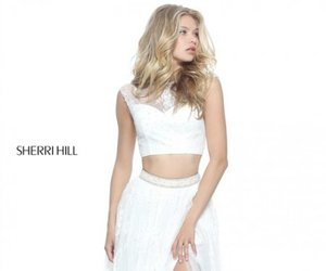 senior prom dress and sherri hill 51118 image