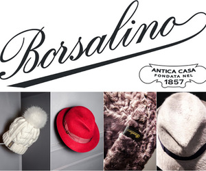 borsalino, fall winter collection, and autunno inverno 2017 image