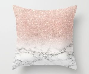 marble, rose gold, and pinterest image