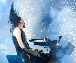 metal, nightwish, and tuomas holopainen image