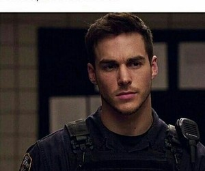boy, Hot, and officer image