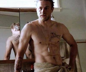 Charlie Hunnam, soa, and sexy as hell image