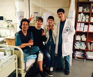 2PM, drama, and kdrama image