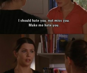 gilmore girls and quote image