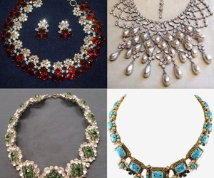 dior, vintage, and jewelry image