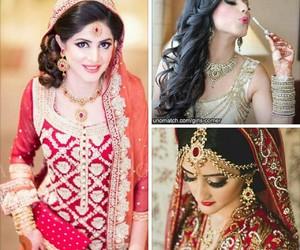 beautiful, pakistani style, and dress image