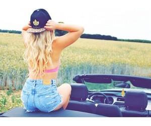 bibi, car, and hair image