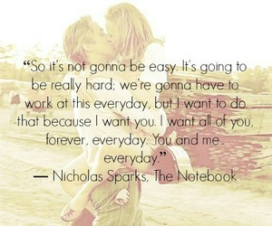 book, nicholas sparks, and quotes image