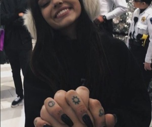 couple, tattoo, and maggie lindemann image