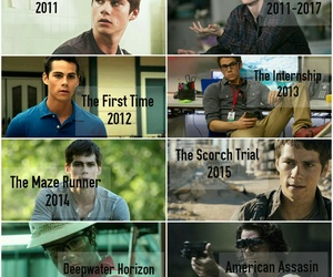 teen wolf, the first time, and le labyrinthe image