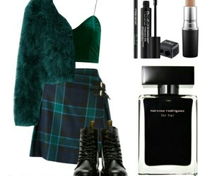 dr martens, fancy, and green image