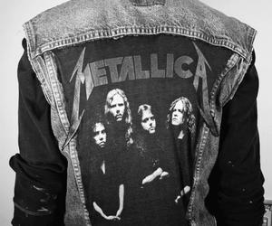 metallica, rock, and style image