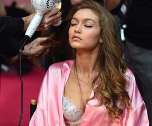 gigi hadid, Victoria's Secret, and gigihadid image
