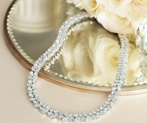 necklace and wedding image