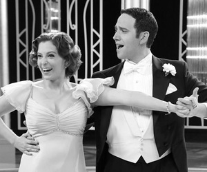 1920s, black and white, and crazy exgirlfriend image