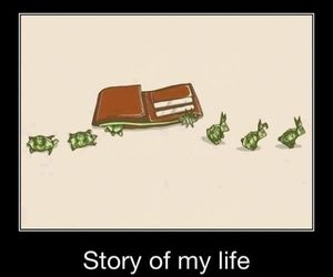 money and funny image