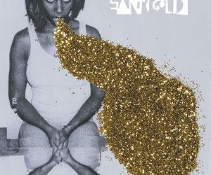 santigold, santogold, and gold image
