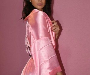 kendall jenner, pink, and model image