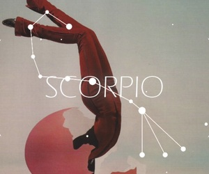 wallpaper, scorpio, and sign image
