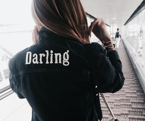 darling, fashion, and girl image