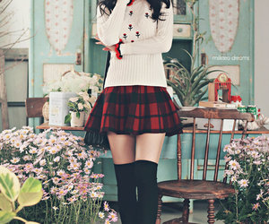 asian fashion, outfit, and style image