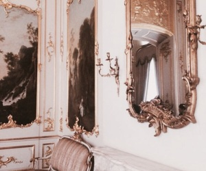 aesthetic and mirror image