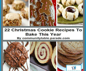 christmas cookies, recipes, and recipes of the day image