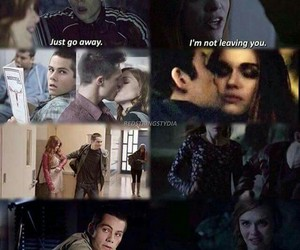 stydia, teen wolf, and holland roden image